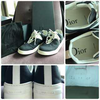 🚚 原價約26000 近新真品Dior Homme 休閒鞋