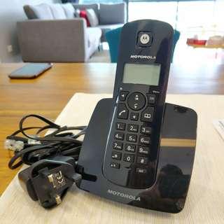 Motorola Unifi VOIP Phone.