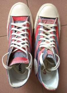 Converse High Cut Shoes