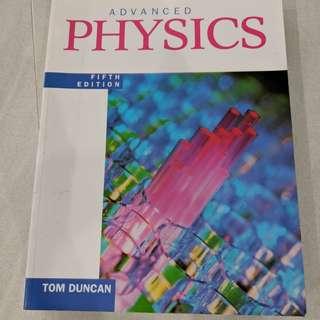 Advanced Physics Fifth Edition