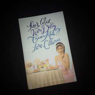 Dear Alex Book