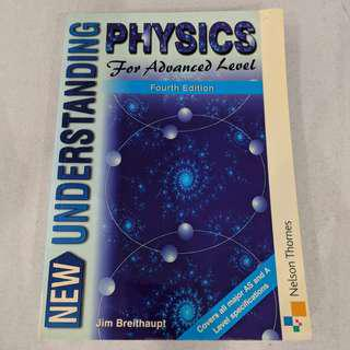 New Understanding Physics for Advanced Level. Fourth Edition.