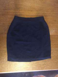 Mini skirt by CUE size 14