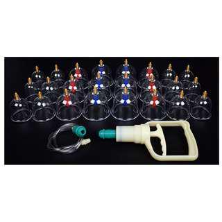 Vacuum Cupping 24 Cups