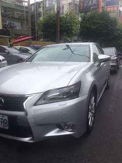 12 Lexus GS 250
