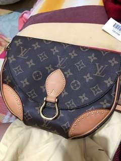 Lv st cloud sling bag