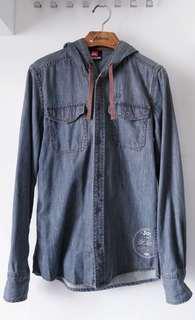 Fall Quicksliver Demin Jacket