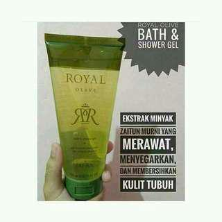 Jafra royal olive oil bath & shower gel