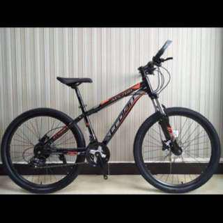 "26"" Crolan ATX768 Mountain Bike"