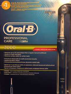 Oral B Professional Care 3000