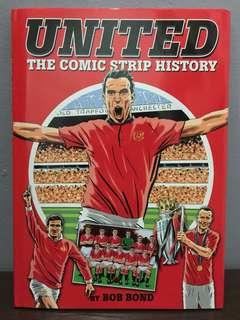 *Rare* United The Comic Strip History Hardcover