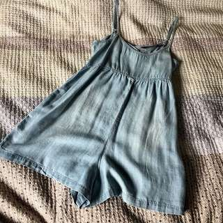 Glassons Denim Playsuit