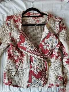 Zara Trafaluc Size M Jacket