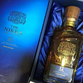 日本威士忌 The Nikko 12