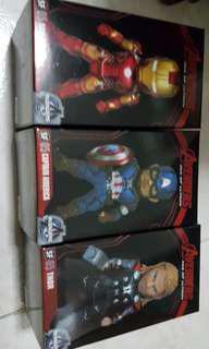 Ironman thor captain america