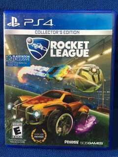 ROCKET LEAGUE Collector's Edition (R-ALL)