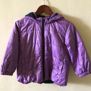 Uniqlo winter jacket for kids