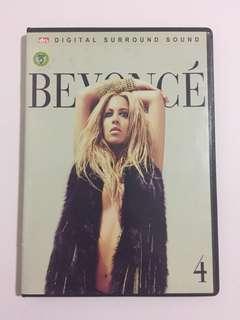 Beyoncé DVD 4
