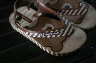 Sandal karet ipanema