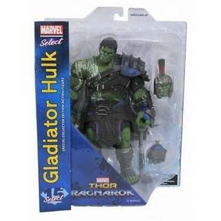 Marvel Select Gladiator Hulk