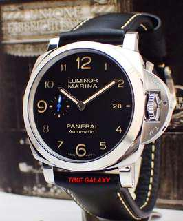 Brand New PANERAI Luminor Marina 1950 3days Automatic 44mm stainless steel men's watch. Model PAM001359 or PAM1359. Swiss made.