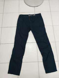 Size 29 slim fit navy pants
