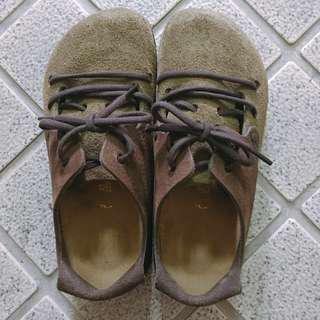 🚚 勃肯鞋 蒙大拿 9.5成新