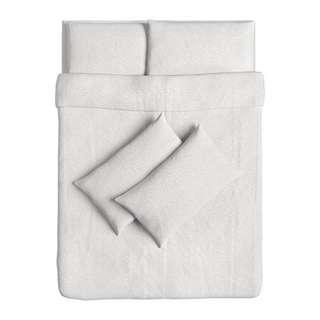 Ikea tradaster quilt cover and 4 pillowcases