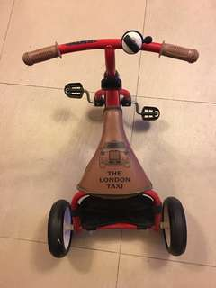 兒童三輪車單車London Taxi