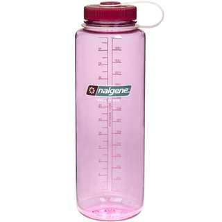 Nalgene 48OZ 1.5L WIDE MOUTH SILO Cosmo Bottle With Beet Red Cap 水樽 水壺
