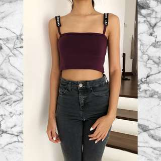 MISSGUIDED x JOURDAN DUNN top