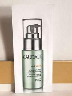 hkd2/1ml/包 caudalie glow activating anti-wrinkle serum
