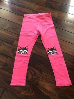 H&m legging 4-5yrs