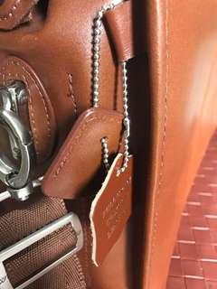 McKlein Harrison Leather Briefcase