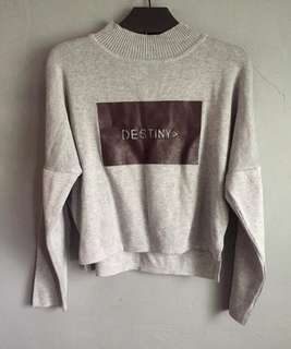 Repriced!! Knitted longsleeves