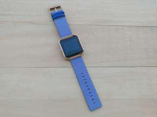 🚚 Fitbit Blaze Unique Style Replay Band Strap