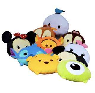 🚚 Tsum Tsum Soft Toy/Cushion