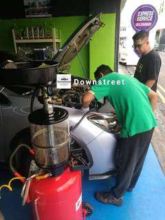 10,000KM Service Package Includes : Engine Oil (Fully-Syn) - 4L Proton / Perodua /  Oil Filter Ecothetic Engine Flush Engine Oil Service Charge 15 Points Open Bonnet Service*  * 15 Points Open Bonnet Service