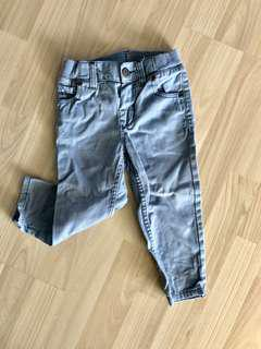 H&M Pants Blue 12-18M