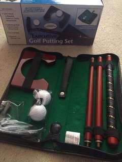 BRAND NEW Golf PUTTING SET