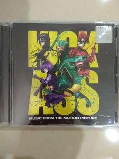 CD Various artists - Kick ass soundtrack