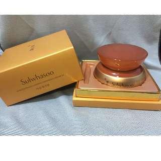 包順豐) 全新未拆封!雪花秀滋陰生人參面霜 Sulwhasoo Concentrated Ginseng Renewing Cream EX 60mL (原價$1600)