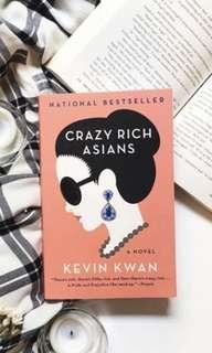 CRAZY RICH ASIANS EBOOK PDF