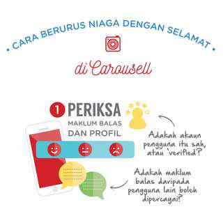 Selamat datang ke Carousell!