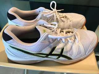 ASIC indoor shoes.   Size Euro 42