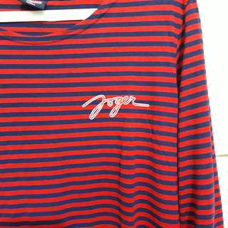 JOGER T-SHIRT STRIPE