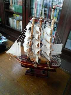 Model sail vessel - Clipper