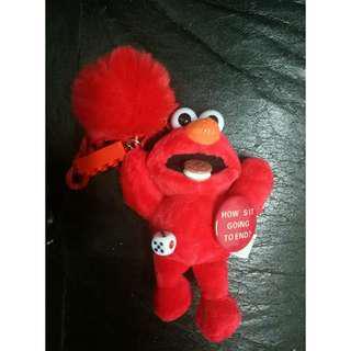 Elmo Keychain