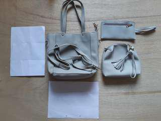 Handbag and Pouch