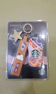 Frappuccino Keychain